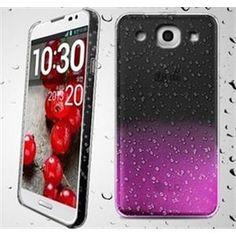 Xiao-jun Ultra-thin PC Colorful Raindrop Series Hard Case For LG Optimus G Pro