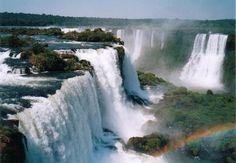cataratas iguazú (Iguazu Falls in Argentina)