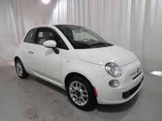 2013 Fiat 500c Pop Pop 2dr Convertible Convertible 2 Doors White for sale in Hardeeville, SC http://www.usedcarsgroup.com/used-fiat-for-sale-in-hardeeville-sc