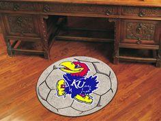 University of Kansas Soccer Ball