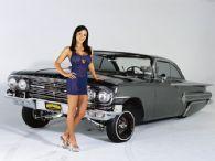 1960 Chevrolet Impala Front Right View 1960 Chevy Impala, Chevrolet Impala