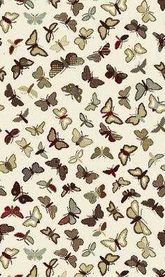 Butterfly, Pierre Frey