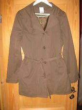 Street one Trench Coat für Damen braun Gr.: 42 Jacke Mantel klassiker must have