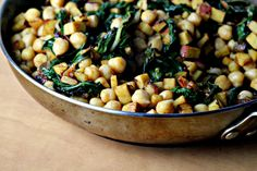 Chickpea, Swiss Chard and Sweet Potato Burritos {the food matters project} - Joanne Eats Well With Others