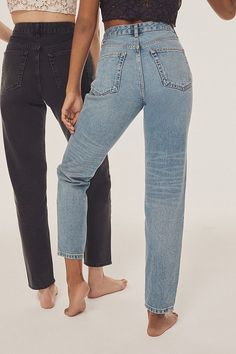 Best Women cute outfits with jeans relaxed fit jeans boys white jeans – ppshoop Jeans Fit, Jeans Skinny, Ripped Jeans, Jeans Pants, Denim Jeans, Jeans Style, Slim Pants, Cute Outfits With Jeans, Feminine Fashion