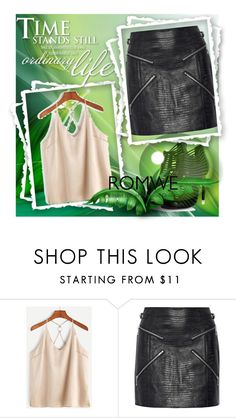 """""""Untitled #68"""" by valentinatina-1 ❤ liked on Polyvore featuring Alexander Wang"""