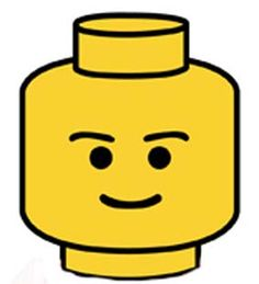 Lego man head template aiden pinterest lego lego for Lego minifigure head template