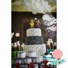 Singin' in the Rain song inspired birthday party via Kara's Party Ideas KarasPartyIdeas.com Cake, decor, printables, favors, desserts, etc! #singingintherain #singinintherain #rainparty (11)