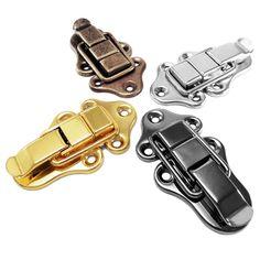 Toggle Latch Lock Suitcase Box Trunk Chest Suitcase Catch Flight Case Clasps DIY