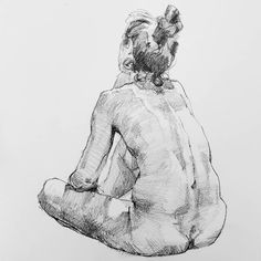 """1,061 Likes, 8 Comments - Aaron Coberly (@aaroncoberlyart) on Instagram: """"More drawings, graphite on paper. #art #drawing #lifedrawing #gageacademy #artmodel"""""""