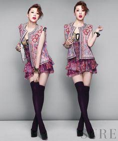 Fashion in Korea. Korean Fashion style asian LS