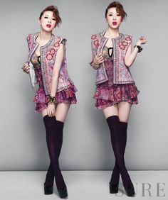 Fashion in Korea. Korean Fashion style asian LS