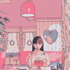 Flirting quotes to girls meme birthday girl meme Pretty Art, Cute Art, Aesthetic Art, Aesthetic Anime, Cute Kawaii Drawings, Korean Art, Anime Art Girl, Cartoon Art, Art Inspo