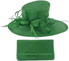 6a9ac4aa ICYMI: Latest Derby Hats: Max and Ellie Events Hat with Matching Large  Occasion Bag. Wedding Hats 4U