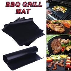 Honest Fiber Glass Fabric 40cm Grill Mat Baking Mat Pad Easy Clean Non-stick Bbq Barbeque Tools Cooker Picnic Outdoor Grill Refreshment Home & Garden Other Bbq Tools