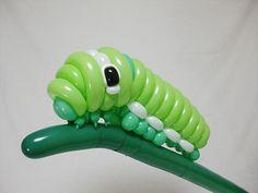 Cet homme crée des sculptures en ballons de baudruche