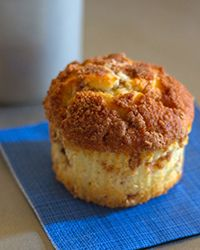 In just 35 minutes, this recipe makes 12 moist, gluten-free apple-spice muffins. Be sure to freeze any leftovers—they'll last for two months.