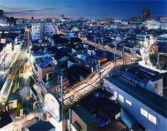 Monowa - Twilight Zone, photography of Tokyo