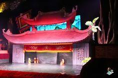 Water Puppet Theatre - Hanoi (Vietnam)