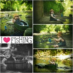 Little boy fishing photo shoot. See other ideas and pictures from the category menu…. Faneks healthy and active life ideas Baby Boy Photography, Fishing Photography, Photography Props, Baby Boy Photos, Baby Pictures, Boy Fishing, Fishing Trips, Boy Photo Shoot, 1st Birthday Photos