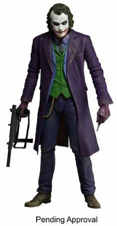 Lindsey's Toy Room - The Dark Knight  - 1/4 Scale Action Figure - The Joker, $89.99 (http://www.lindseystoyroom.com/the-dark-knight-1-4-scale-action-figure-the-joker/)