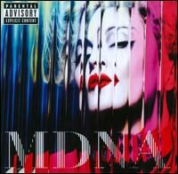 MDNA by Madonna is at #44 on Billboard 200 Albums chart.