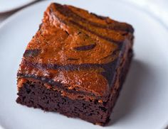peanut butter caramel swirl brownies recipe | I love my food
