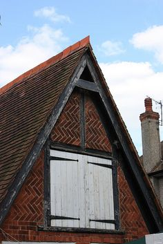 GWUK2009-91, Stables of the Red House, Bexleyheath (William Morriss house) by martin97uk, via Flickr