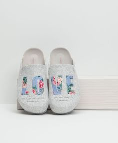 Slippers for women - Sleepwear Collection