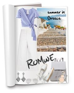 """romwe contest"" by koutso-bola ❤ liked on Polyvore featuring Helmut Lang, It Cosmetics and Sunny Rebel"