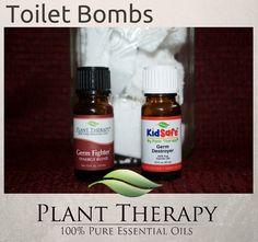 DIY Toilet Bombs