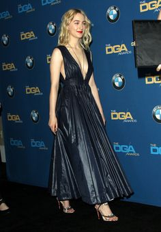 Feb 03 | Directors Guild Of America Awards - Press Room - 066 - I Heart Saoirse • www.iheartsaoirse.com/gallery | Photogallery