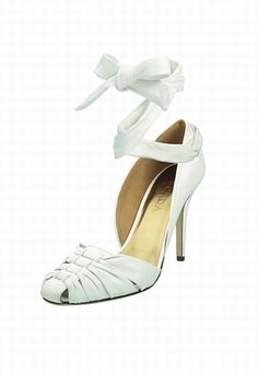 Chaussures mariage Escada