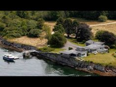 Maine Real Estate - 260 Basin Point Road, Harpswell Maine - YouTube l Sotheby's Intl Realty
