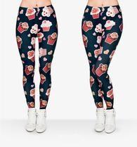 Muffins7 Women's Legging Leggings Pants Workout S-VarietyStore