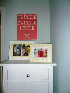 Project Nursery - Girl Nautical Nursery Dresser