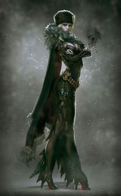 Sorceress, Enchantress,