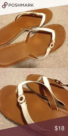 d8c29f6621f5 Shop Women s Aldo size 8 Sandals at a discounted price at Poshmark.