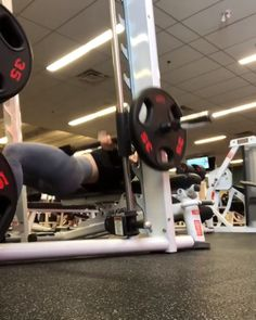 Superset This Start With Smith Machine Hip Thrust Then Move On To Smith Machine