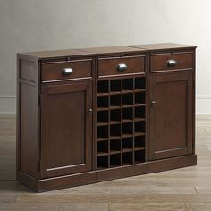 torrens bar cabinet pottery barn for the home pinterest barn sideboard buffet and formal living rooms