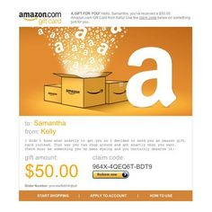 Amazon Gift Card - E-mail - Amazon Boxes: http://www.amazon.com/Amazon-Gift-Card-E-mail-Boxes/dp/B004W8D0Y4/?tag=cheap136203-20