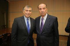 Na capital federal, Lottenberg encontrou também os parlamentares que participaram recentemente de uma viagem a Israel.
