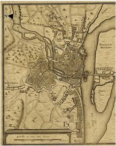 Nantes,  la ville au XVIIIè  siècle ...