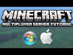 How to Make a Minecraft 1.6.2 Server Easily (Windows/Mac) (No Hamachi) (Working)