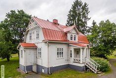 HUVILA N. 100 metriä rantaviivaa 7h, k, wc / kph Saun. Löydä uusi kotisi Etuovi.comista jo tänään!