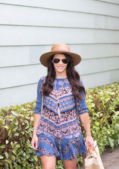 Catch Haley's pretty tunic on the blog
