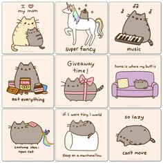Marvelous I Am So Overwhelmed With Pusheen. I Think Im Going Crazy