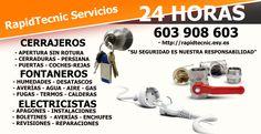 Cerrajeros Sollana Serrallers 603 909 909 en Sollana, Comunidad Valenciana