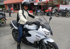 Lady Bikers Ride: Mok Fa Waterfall - Mae Ngat - Touring Forums | GT-Rider