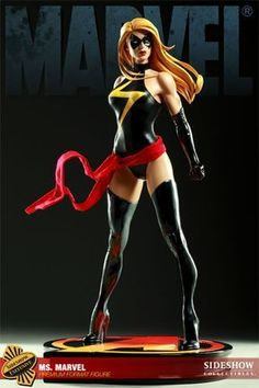 Ms Marvel Premium Format Figure
